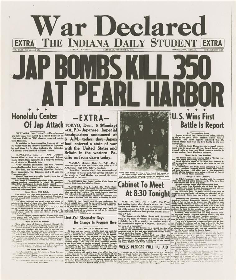 articles why did japan attack pearl harbor.