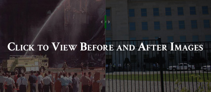 View before and after images